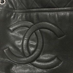 90164442fdf740 CHANEL Bags | Authentic Classic Cc Soft Caviar Tote | Poshmark